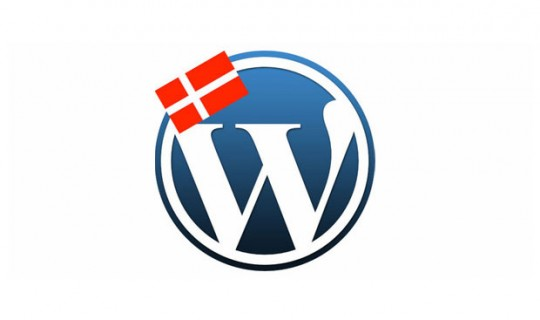 Wordpress på dansk