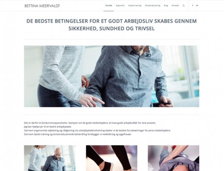 Bettinameervaldt.dk