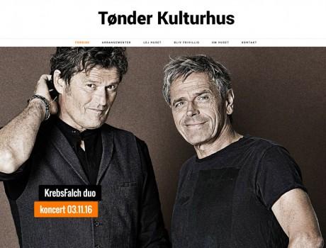 Tonderkulturhus.dk