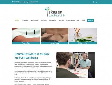 Skagensundhedsklinik.dk